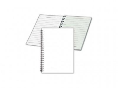 Caderneta de anotações pequena
